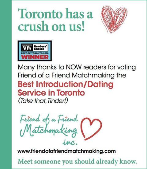 dating service Toronto